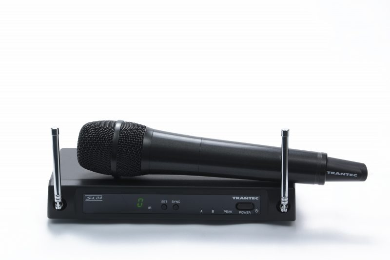 S4.10 Dynamic Handheld Microphone Set