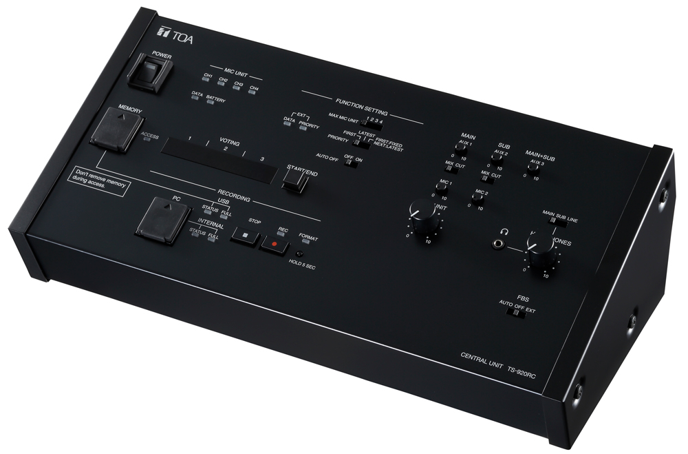 TS-920RC Central Unit
