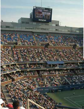 USA: USTA Billie Jean National Tennis Center, New York, NY